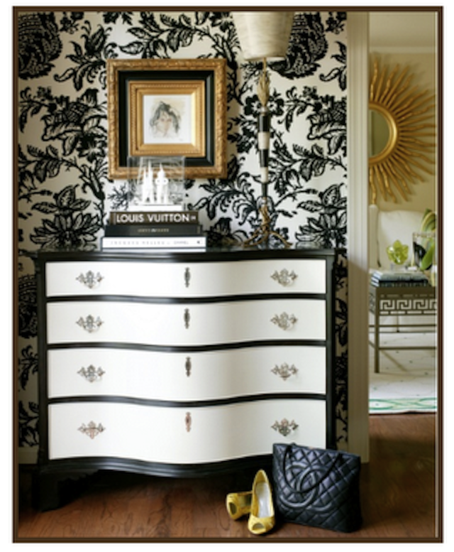Hollywood Regency Dresser 1