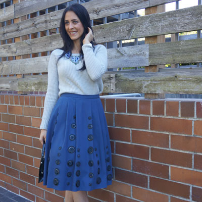 Ladylike Full Skirt Featured